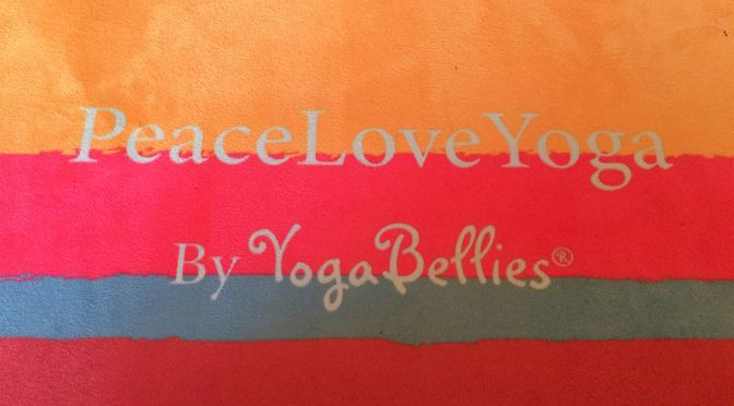 Peace, Love and Yoga: My Evening with YogaBellies