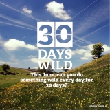 #30DaysWild – Our Big June Challenge