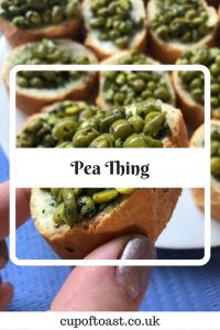Pea thing cover photo