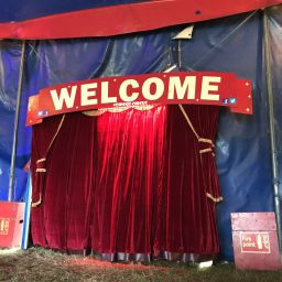 Our afternoon with Zippos Circus