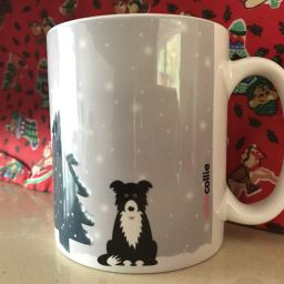 Ollie Collie mug