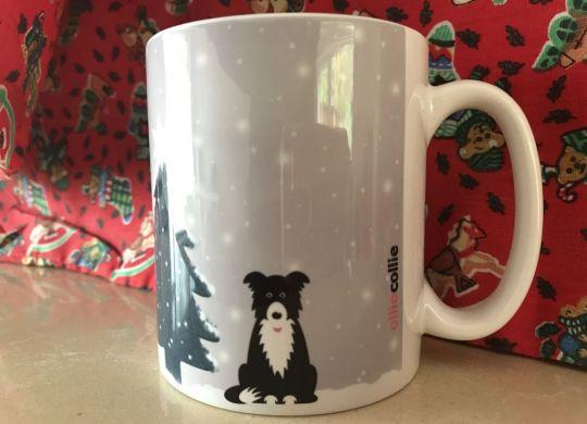 Ollie Collie mug