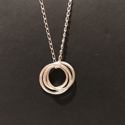 Sara and Jane three sisters necklace
