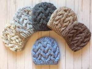 The Scarf Room hats