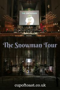 The Snowman Tour - Cup of Toast