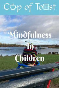 Mindfulness In Children