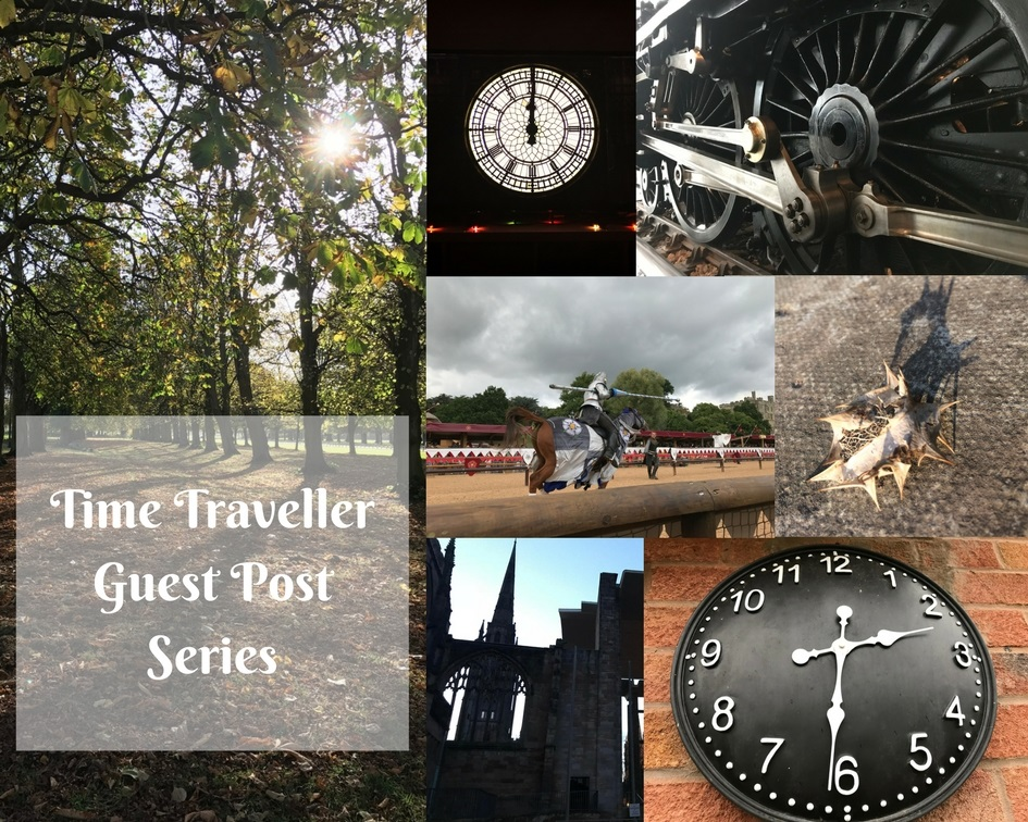 Time Traveller Guest Post Series