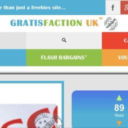 Gratisfaction UK banner