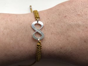 KAYA bracelet on wrist