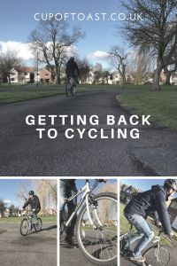Getting Back to Cycling