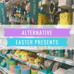 Alternative Gift Guide for Easter
