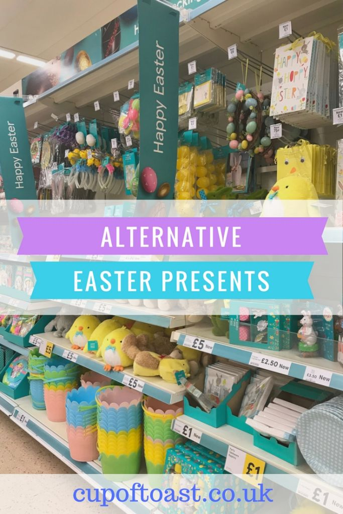 Alternative gift guide for easter cup of toast negle Choice Image
