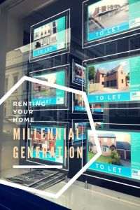 Millennial Generation renting