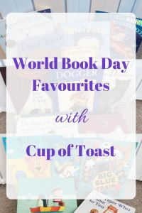 World Book Day Favourites with Cup of Toast