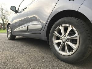 Hyundai wheels