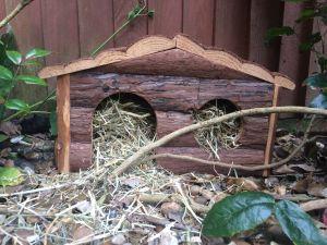 Mammal house