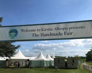 The Handmade Fair entrance
