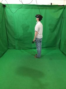 Experiencing Virtual Reality with VR Here