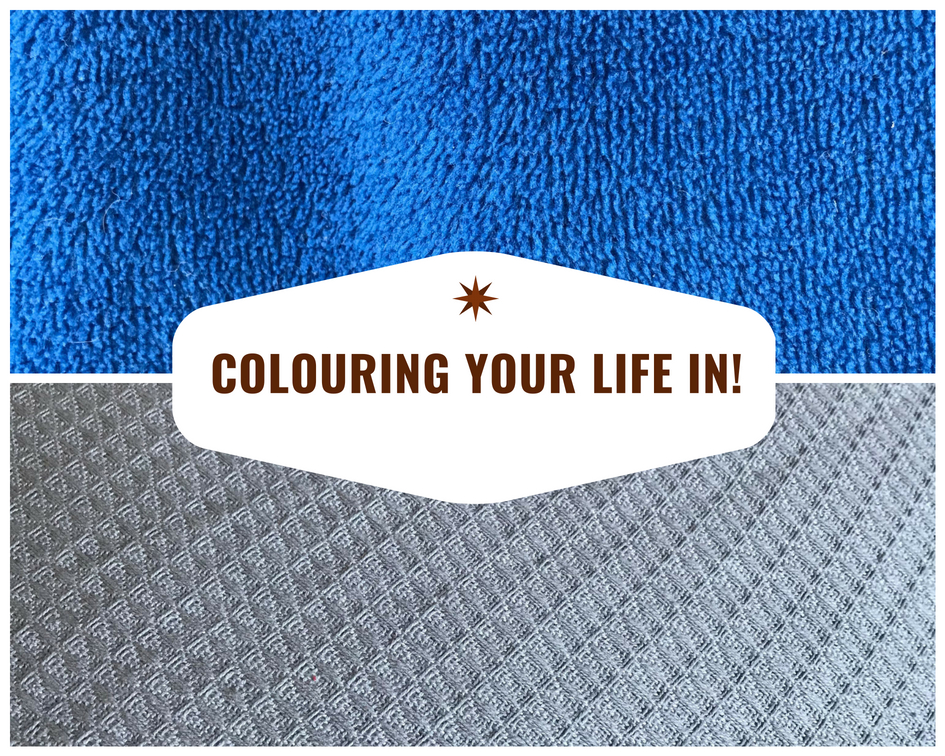 Colouring your life in