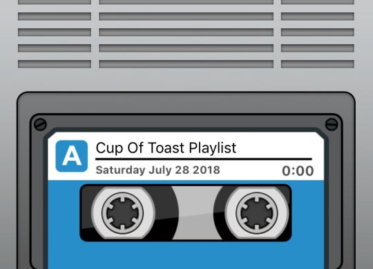 Share the Shuffle - Cup of Toast