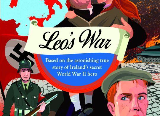 Leo's War - Poolbeg cover