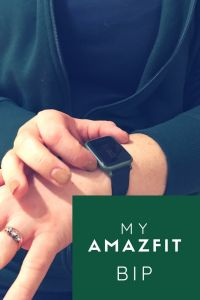 Amazfit Bip review by Cup of Toast
