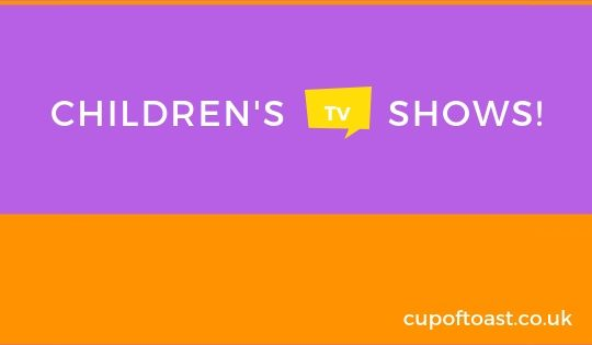 Children's television favourites