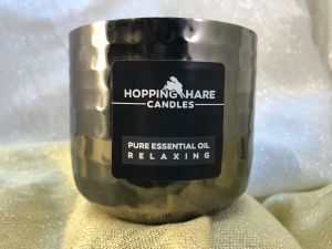 Hopping Hare relaxing candle