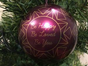 Buckley London Christmas Bauble