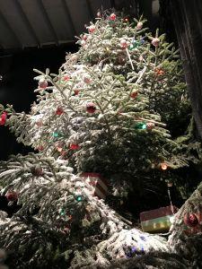 Christmas tree SnowDome