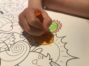 Colouring in Posterlounge