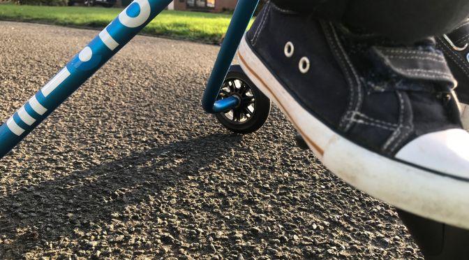 Micro Trike foot
