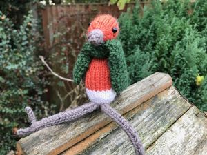 Noel Robin - Crafty Kestrel