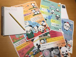 Panda Post Christmas