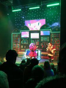Santa Show - SnowDome