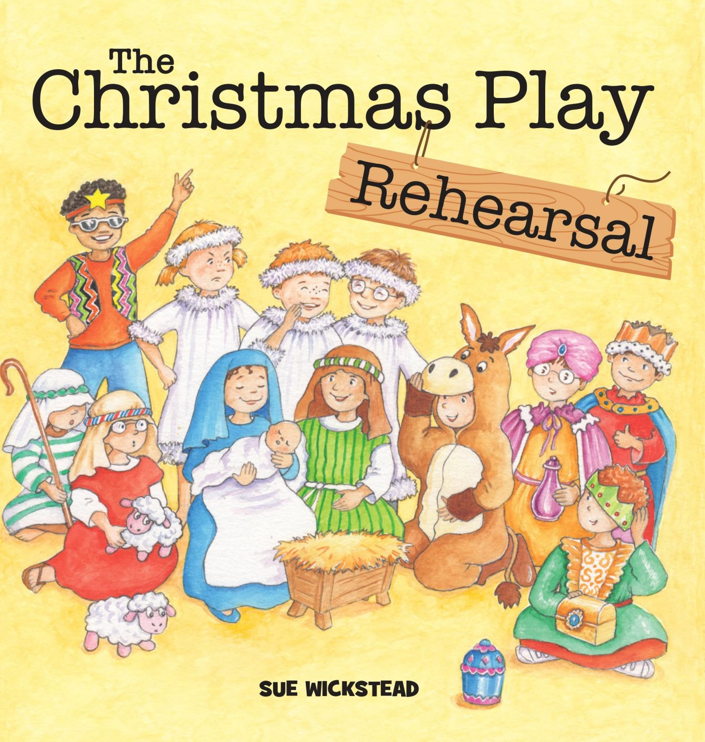 The Christmas Play Rehearsal