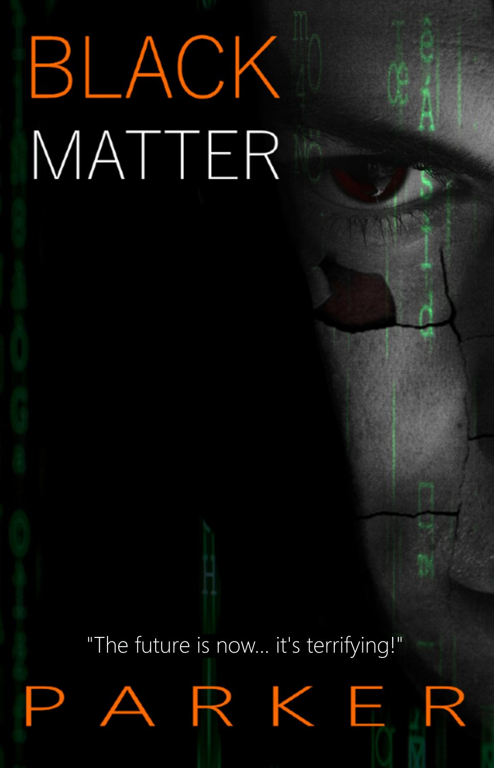 Black Matter Front Cover eBook