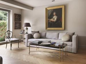 Parquet flooring option 2