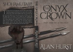 The Onyx Crown front and back cover