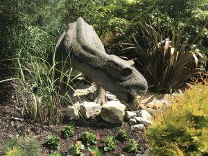 Dinosaur at Paultons Park