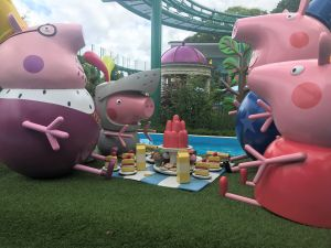 Peppa Pig Royal Picnic at Paultons Park