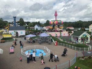 Peppa Pig view of the park