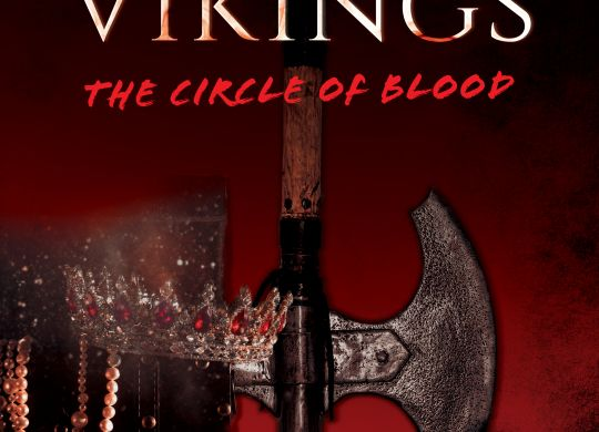 Victoria to Vikings Cover