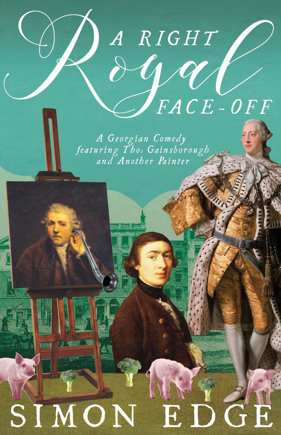 A Right Royal Face-Off Cover Image