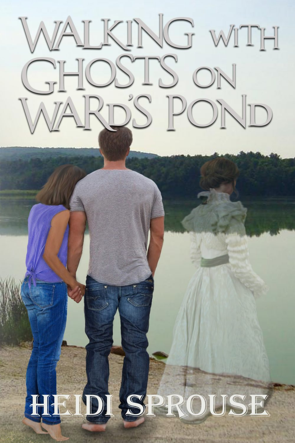Walking With Ghosts Book Cover