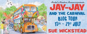 Jay-Jay and the Carnival blog tour