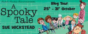 A Spooky Tale blog tour