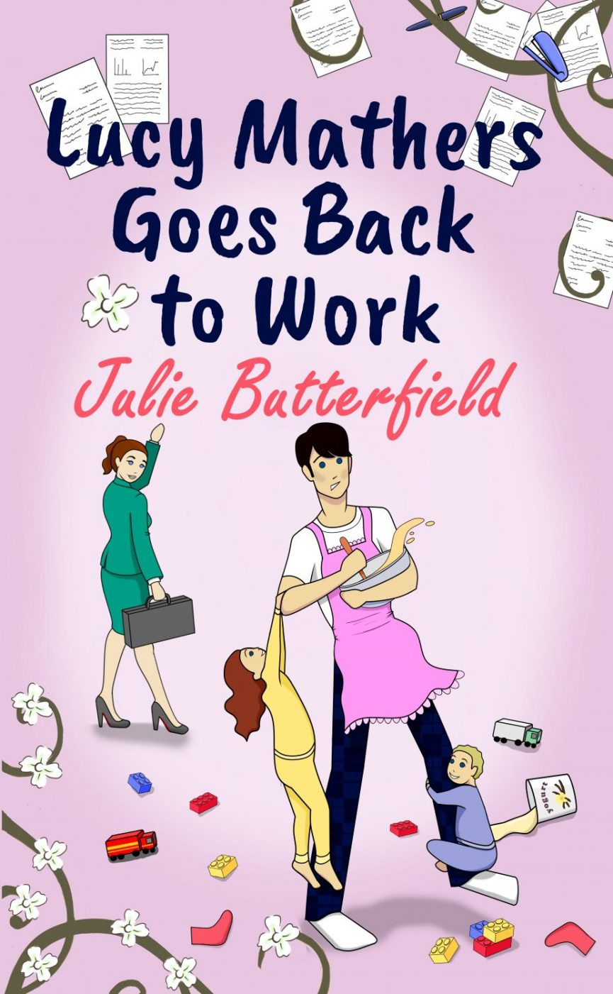 Lucy Mathers Goes Back To Work front cover