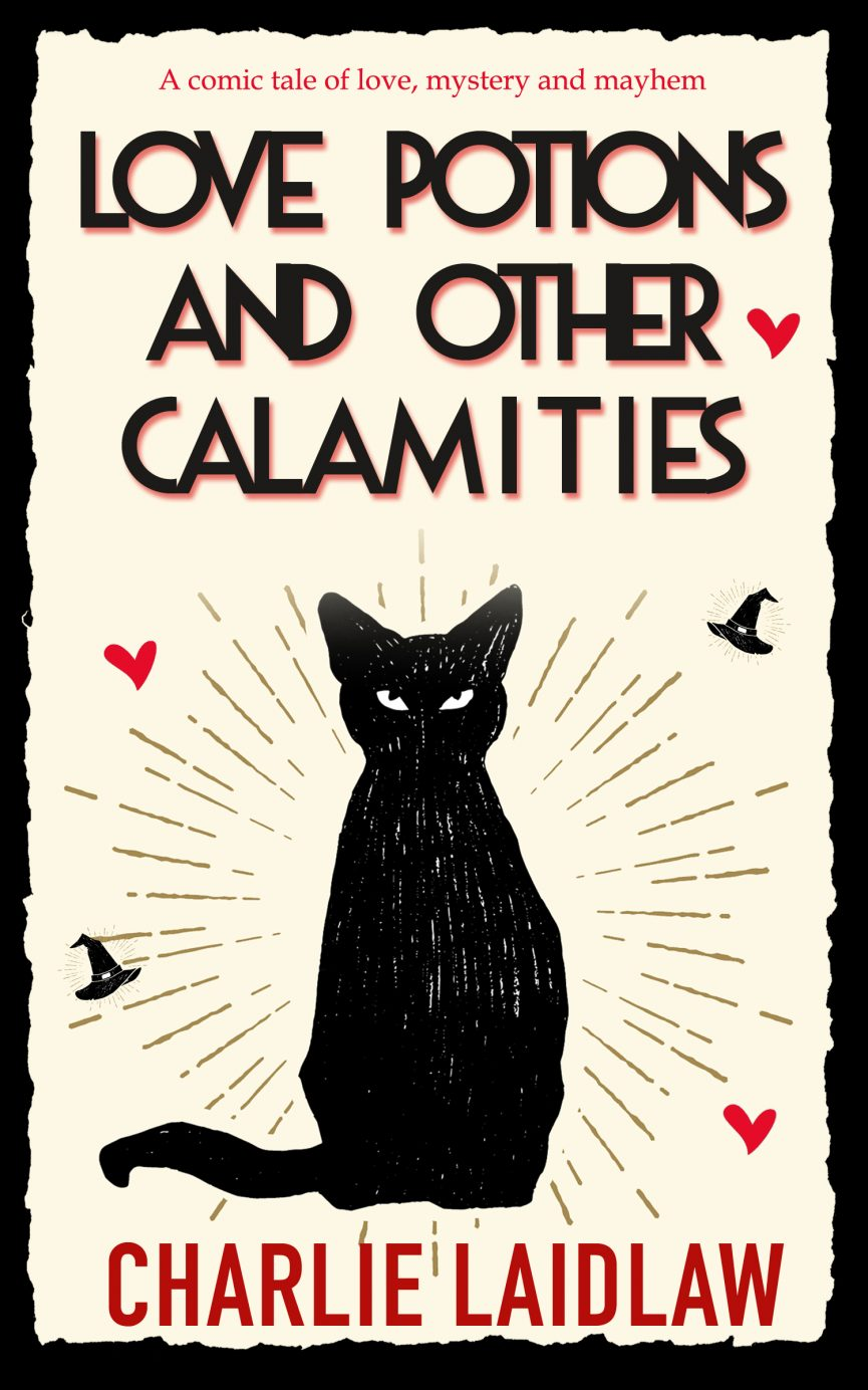 Book Cover - Love Potions and Other Calamities