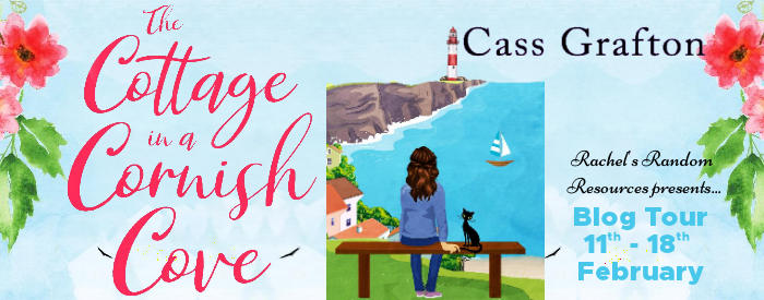 The Cottage in a Cornish Cove Blog Tour